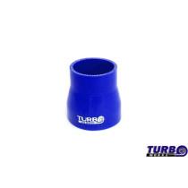 Szilikon szűkító TurboWorks Kék 57-70mm